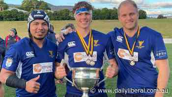 Dubbo Kangaroos trio help Central West retain Caldwell Cup - Daily Liberal