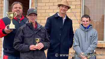 Classy Rebel wins Gulgong Gold Cup for Dubbo trainer Dar Lunn - Daily Liberal