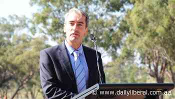 Cameron Kerr on Queen's Birthday Honours List - Daily Liberal