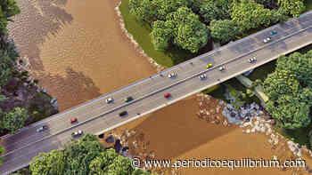 MOP construye puente de 120 metros sobre Río Grande, en San Miguel - Periódico Equilibrium