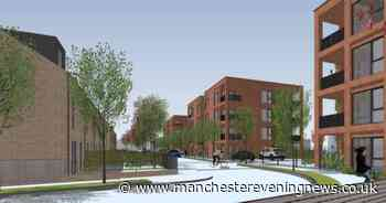 New estate of affordable homes planned for Newton Heath will look like this