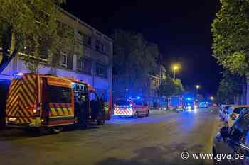 Bewoner lichtgewond bij keukenbrandje in Berchem (Berchem) - Gazet van Antwerpen