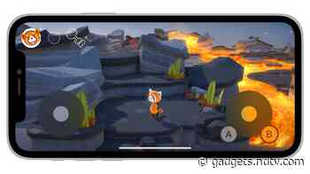 Apple Reveals New Game Controls UI and SDKs