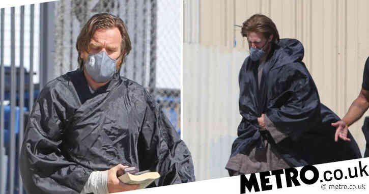 Ewan McGregor spotted on set of Star Wars: Obi-Wan Kenobi for the first time