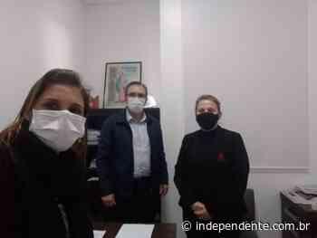 Vespasiano Corrêa renova contrato de parceria com Hospital de Encantado - independente