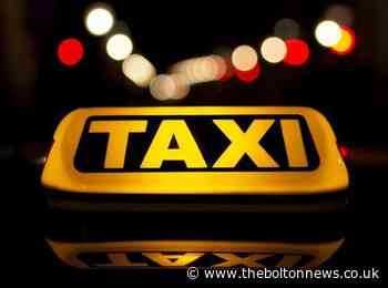 Taxi driver in Bolton suspended after allegations heard that he was 'carrying a hammer'