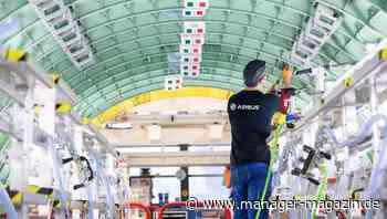 Airbus: Verwaltungsratschef René Obermann warnt vor Comac und Konkurrenz aus China