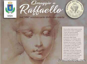 L'omaggio a Raffaello inaugura Ouverture Merate 2021 - Lecco Notizie