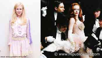 'Moulin Rouge!': Nicole Kidman celebrates 20 years of the musical with fan art images - Republic World