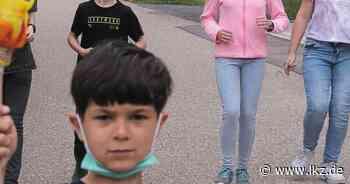 Kirbach-Schüler laufen bis Tokio - Ludwigsburger Kreiszeitung