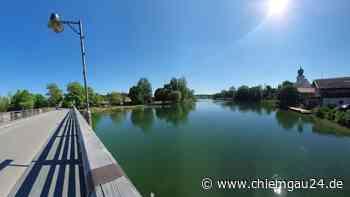 Seeon-Seebruck: Warum die Alz im Ortsteil Truchtlaching immer einen Besuch wert ist - chiemgau24.de