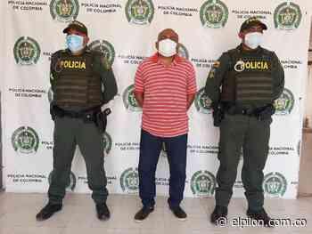 Capturaron en Casacará a expresidente del Concejo de Chiriguaná - ElPilón.com.co