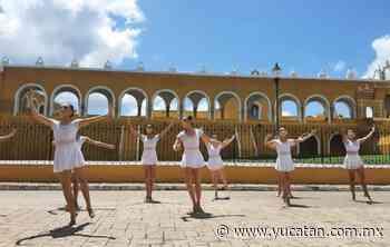 Izamal, locación para homenaje a bailarina fallecida por Covid - El Diario de Yucatán