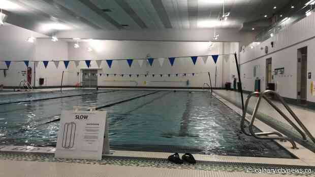 Cit of Calgary recreation centres reopen for swimming, workouts