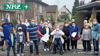 Erneut Protest gegen Bauvorhaben am Grabenacker in Bergheim - NRZ