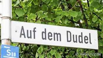 """Straße """"Auf dem Dudel"""" in Bergheim ab Montag voll gesperrt - NRZ"""