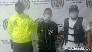 Capturan a sujeto vinculado a brutal asesinato de una mujer en Montería - El Heraldo (Colombia)