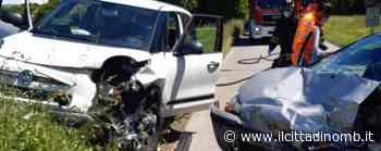 Violento scontro tra due auto a Concorezzo: quattro feriti, uno in eliambulanza al Niguarda - Il Cittadino di Monza e Brianza