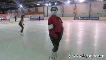 Dammarie-les-Lys : pas besoin de clim sur la glace de la patinoire de La Cartonnerie - Le Parisien
