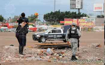 Partido de fútbol en Santa Rosa de Lima, termina con tres personas heridas a balazos - El Sol de León