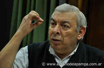 Tavella fue internado con coronavirus en el Sanatorio Santa Rosa - El Diario de La Pampa