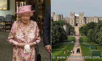The Queen reveals stunning addition to Windsor Castle home