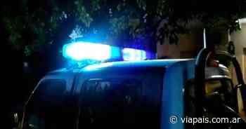 Denunciaron dos robos durante el día sábado - Vía País