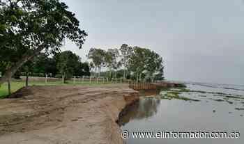 Reportan nueva emergencia en Salamina por socavación del río Magdalena - El Informador - Santa Marta