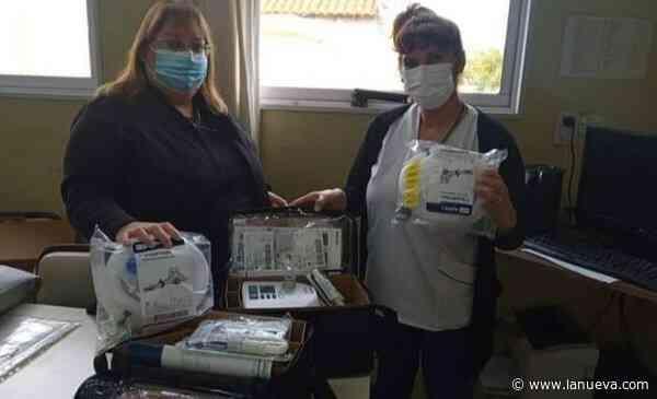 Millonaria inversión en Patagones para el tratamiento de pacientes COVID