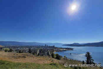Environment Canada forecasts sunshine this week - Kelowna News - Castanet.net