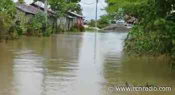 Emergencia por fuertes lluvias en Achí (Bolívar) - RCN Radio