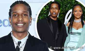 A$AP Rocky gushes over girlfriend Rihanna's 'important' support for his documentary