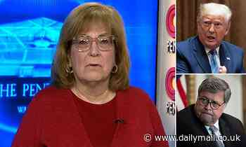 CNN Pentagon reporter Barbara Starr speaks out about Trump's DOJ trying to secretly get her emails