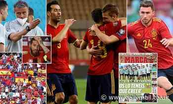 Euro 2020: Spain is united behind maverick coach Luis Enrique