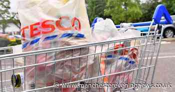 Tesco issues message to shoppers after charging three times for the same shop
