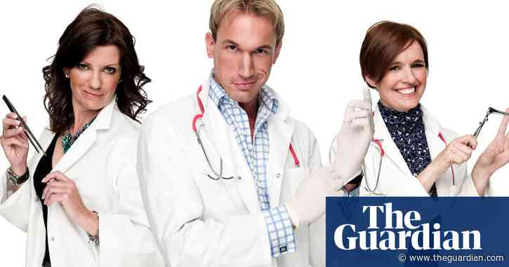 Dr Christian Jessen on how we made TV's Embarrassing Bodies