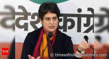 Journalist's death in UP: Priyanka says state government 'nurturing jungle raj'