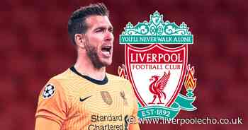 Liverpool goalkeeper Adrian signs new contract