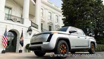 Elektroauto: Elektro-Pick-up-Hersteller Lordstown verliert CEO und CFO nach Warnung über Fortbestand