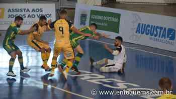 Juventude AG de Dourados volta a vencer na Liga Nacional de Futsal - Enfoque MS