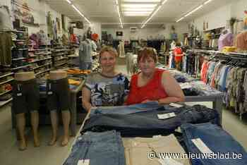 Mega Jeans Store verwent klanten voor tiende verjaardag - Het Nieuwsblad
