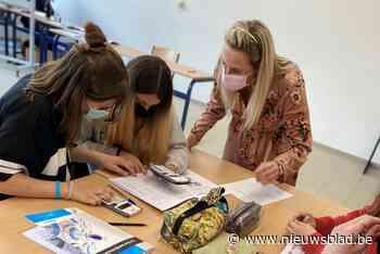 Leerlingen maken kennis met het bedrijfsleven (Tienen) - Het Nieuwsblad