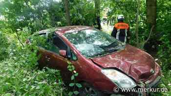Unfall in Oberding mit Fahrerflucht und schwerverletzter Erdingerin - Merkur Online