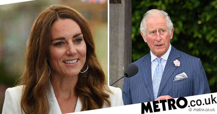 Kate calls Prince Charles 'grandpa' in sweet nickname for father-in-law