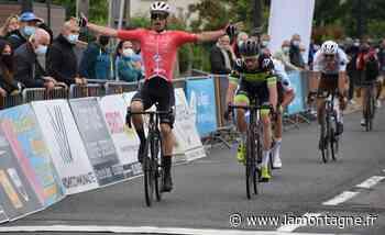 Nouveau champion Aura à Cusset (Allier), Maxime Jarnet frappe à la porte des pros - La Montagne