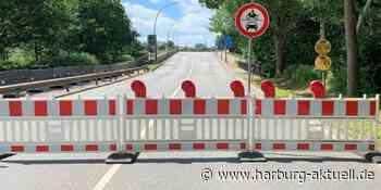 Geduldsprobe für Harburgs Autofahrer: Neue Baustelle sorgt für lange S - Harburg aktuell