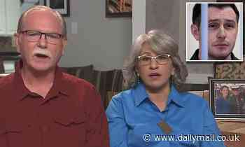 Parents of former US Marine jailed in Russia plead with Biden and Putin for prisoner swap