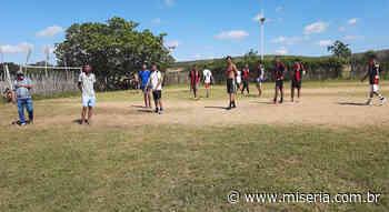 PM de Brejo Santo interrompe torneio de futebol que feria decretos - Site Miséria