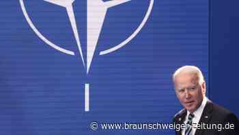 Biden betont Bedeutung der Nato für die USA
