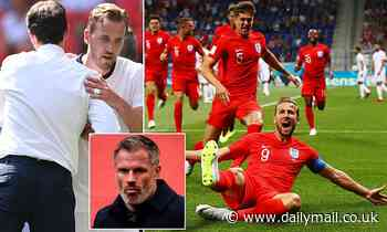 England captain Harry Kane should have been SUBBED earlier in Euro 2020 opener, says Jamie Carragher